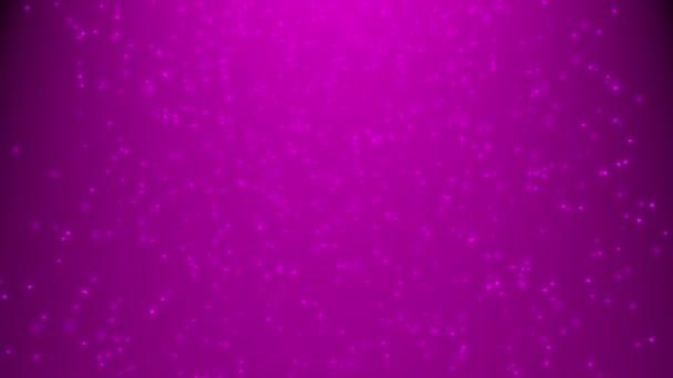 Romantic background - whirl of stars