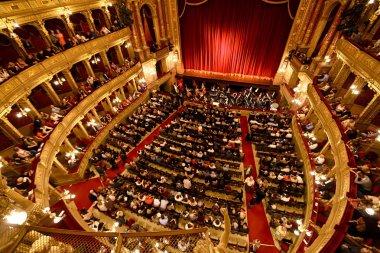 Budapest Opera House indoor