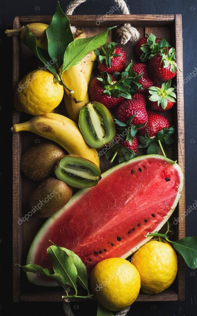 Разноцветная диета
