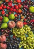 Healthy summer fruit varietyund