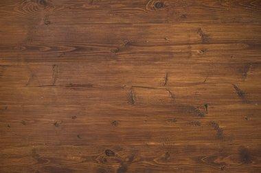 Dark wooden texture stock vector