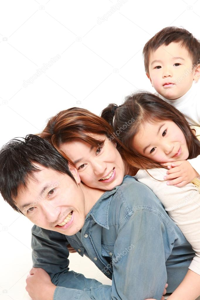Opinion, asian loving family