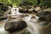 Cascata a chiang rai in Thailandia