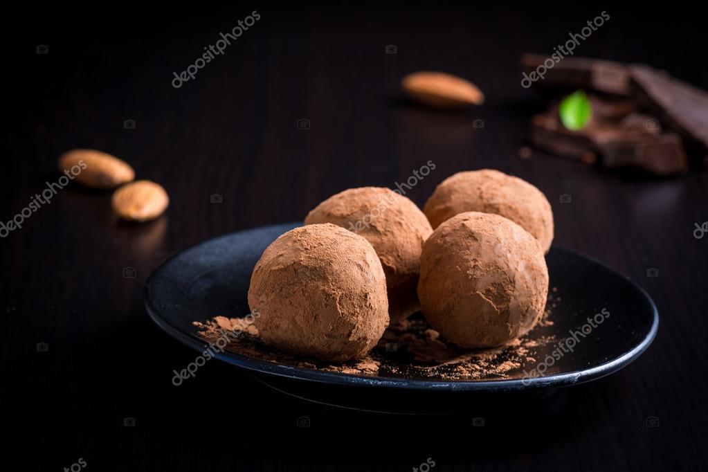 Homemade Chocolate Truffles Beautiful Chocolate Candy Truffles