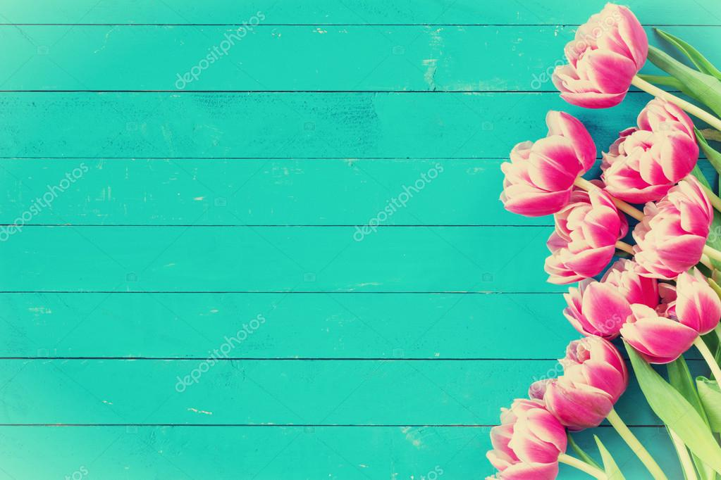 Spring Flowers Background Stock Photo C Vladislavnosick 108136252