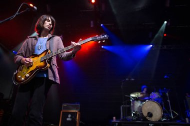 Temples performing on stage during Best Kept Secret music festival