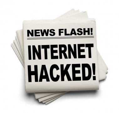 Internet Hacked!