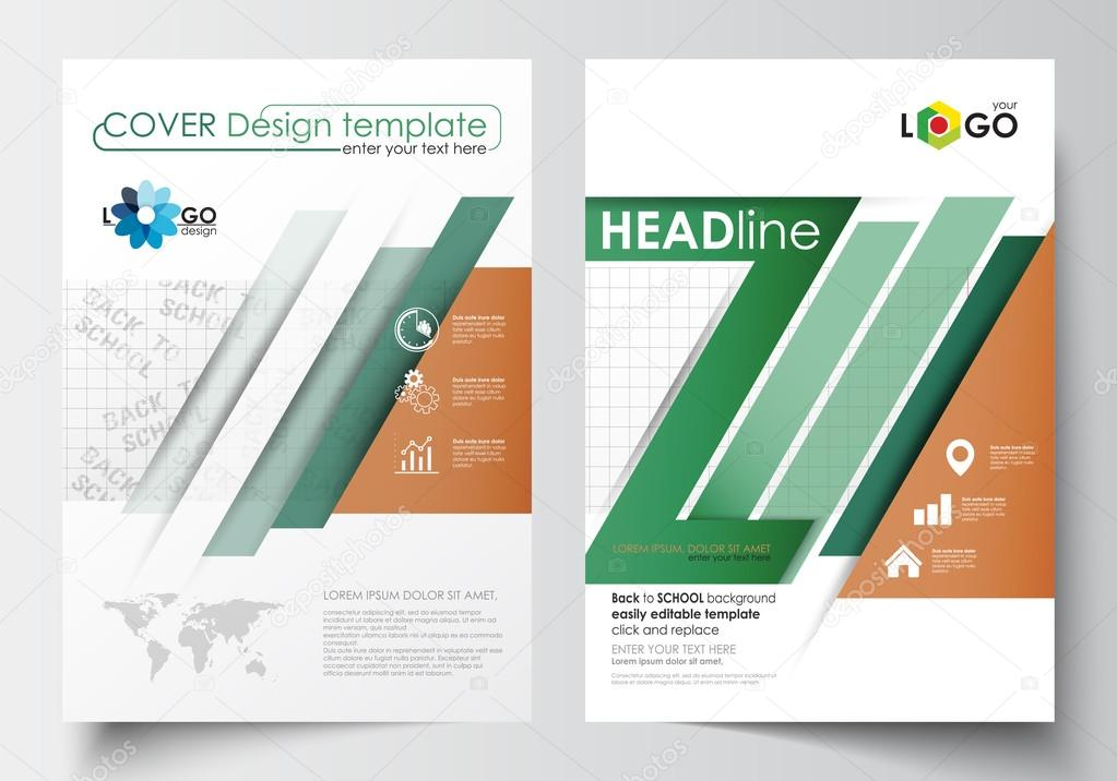 business brochure templates - business templates for brochure magazine flyer booklet