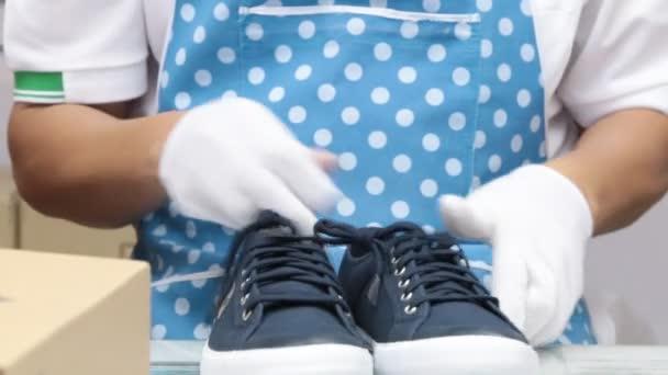 boty kvalitní kontrolní proces