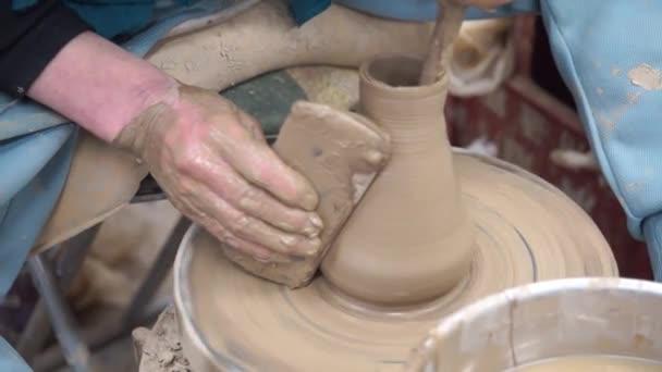 Keramik Flaschenformen im japanischen Stil