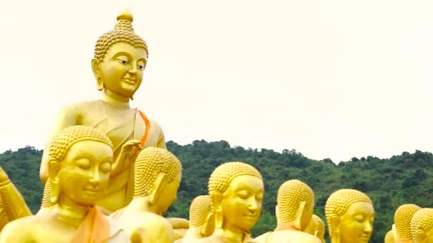 Buddha Phuttha Utthayan Makha Bucha Attila, Nakhon nayok, Thaiföld