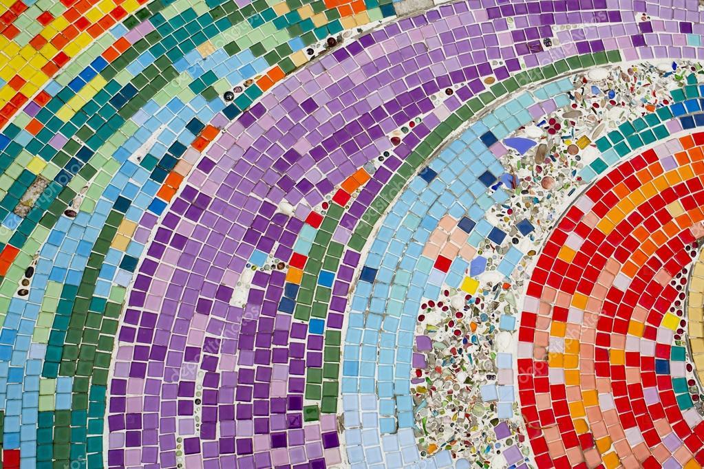 Colores y diseños de baldosas de cerámica — Fotos de Stock © art9858 ...