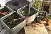 Druhy čínské Sušené čaj