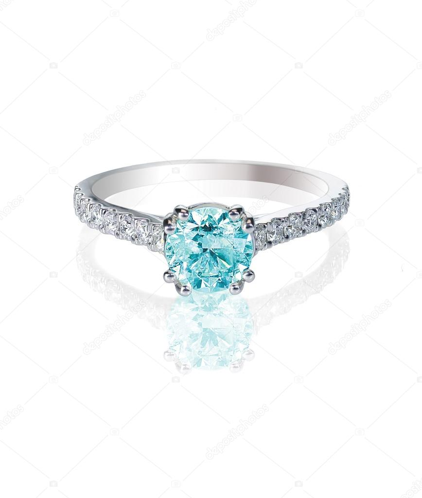 we rings ring engagement sky blue diamond vert stewart martha sapphire colored love weddings featherstone