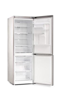 new empty refrigerator