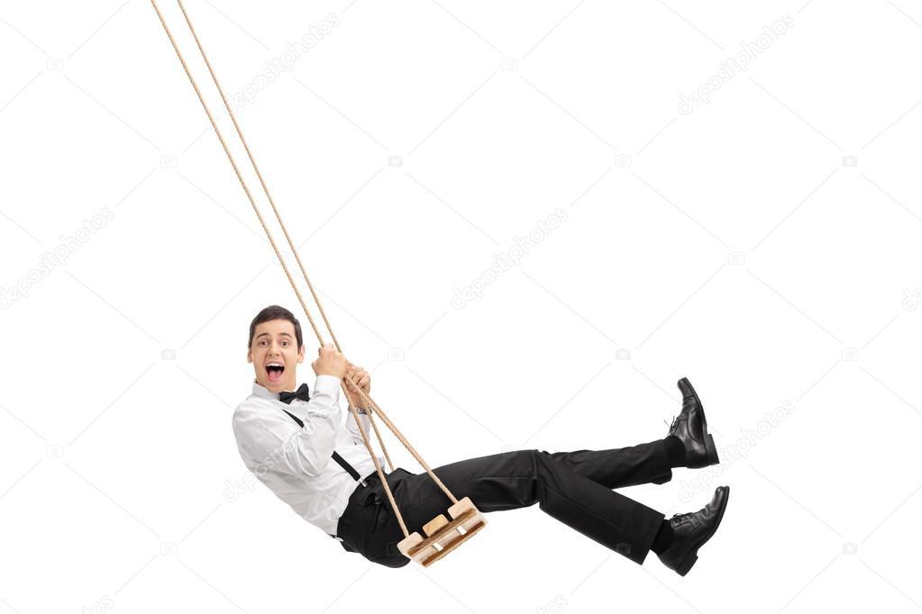 Swinging with black man valuable