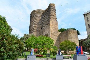 MaidenTower in Baku