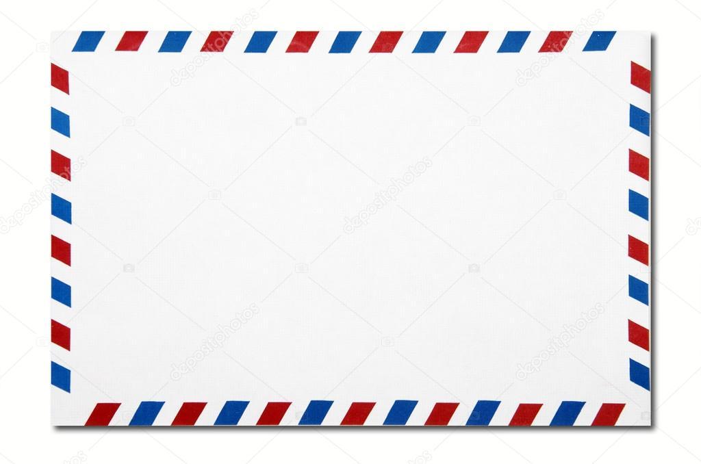 почтовый конверт фото
