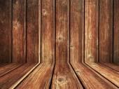 Fotografia Tavole di legno di Grunge