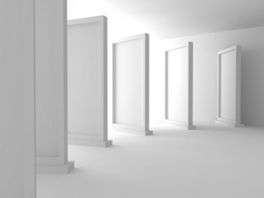 Abstract Gallery Background