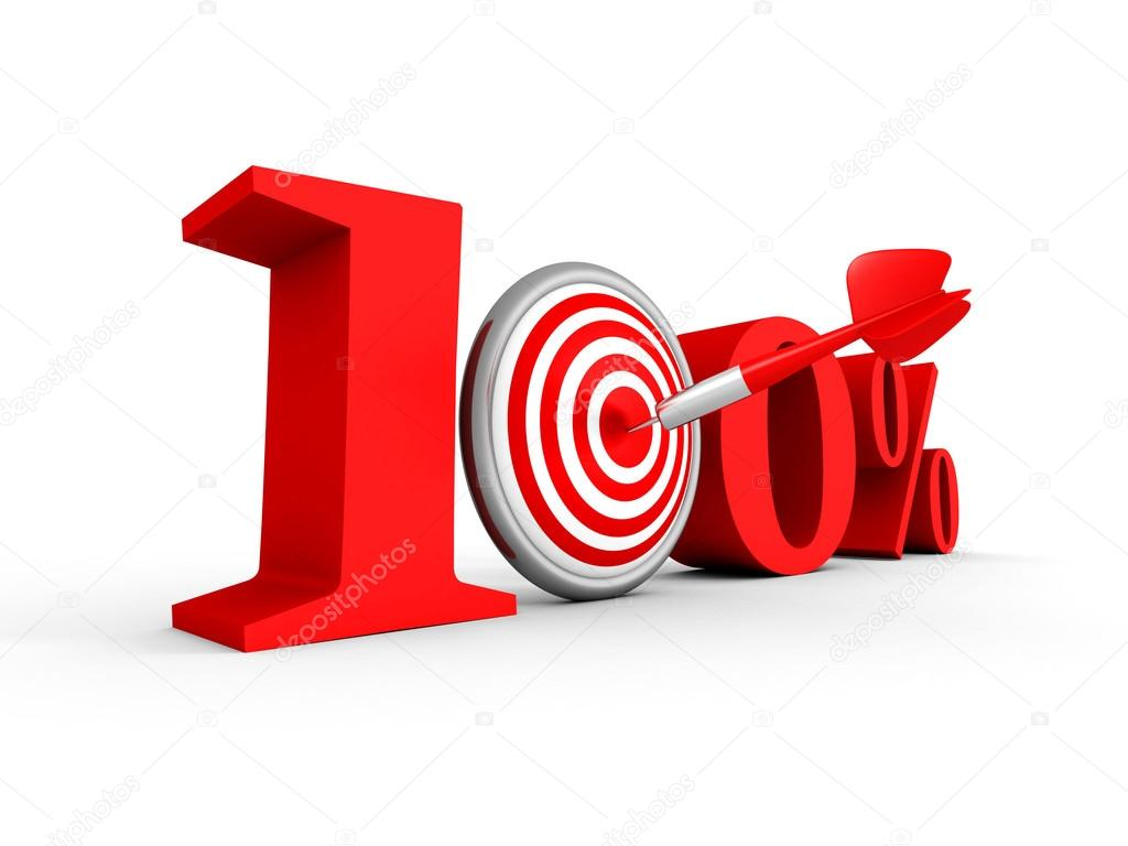 Hundred percent symbol with target stock photo versusstudio hundred percent symbol with target stock photo buycottarizona Image collections