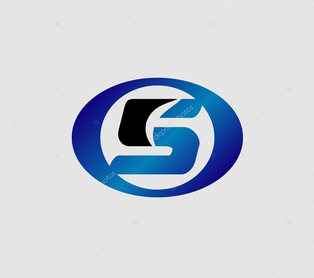 Elementos de la plantilla diseño de icono de la insignia número 5 ...