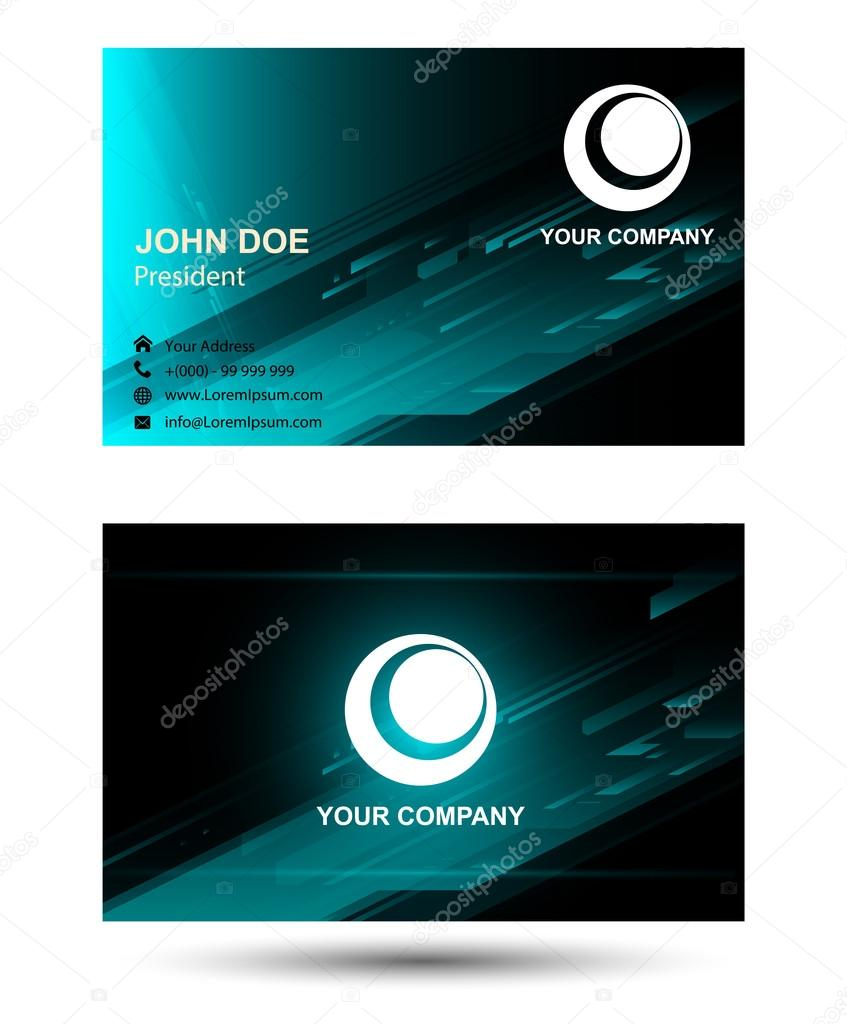 Technical business card stock vector jimmy238 60966429 technical business card stock vector colourmoves