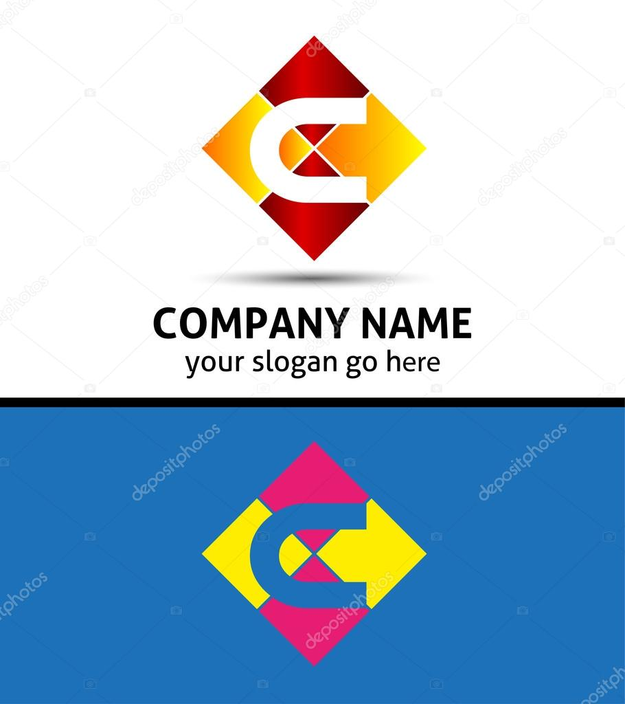 Letter c logo design sample stock vector jimmy238 72283085 letter c logo design sample stock vector spiritdancerdesigns Gallery