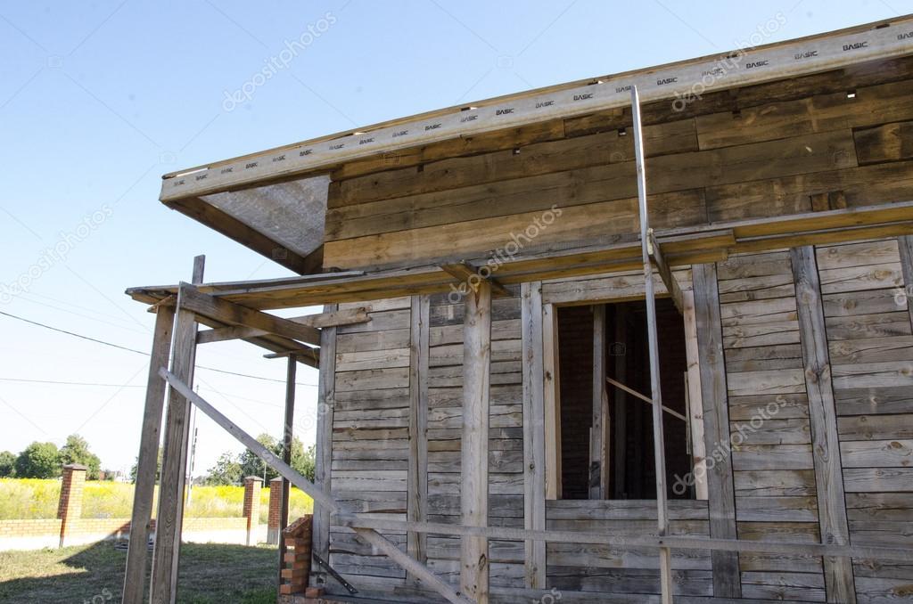 Casa in mattoni di legno - Casa in legno economica ...
