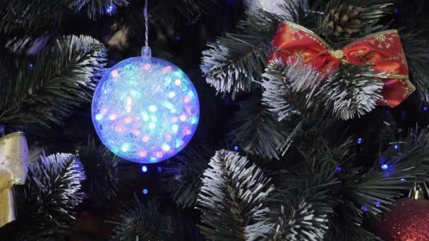 Weihnachtsbaum Silvester
