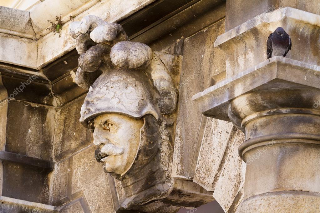 Parede Decoração Alto Relevo Dubrovnik Stock Photo Tartalia