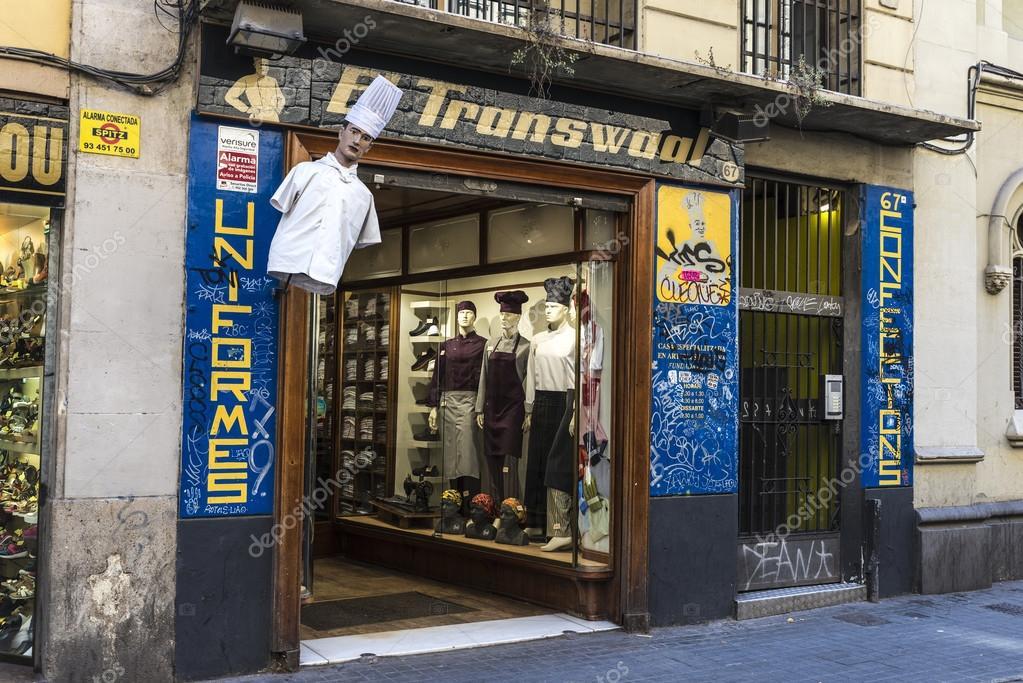 Delantales y tienda de uniformes de cocina barcelona for Uniformes de cocina precios