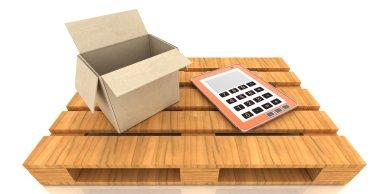 Cartons sales concept