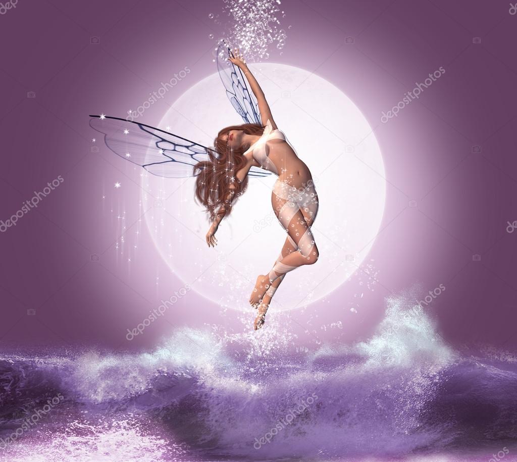Fantastic fairy