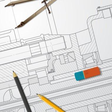 Engineer illustration