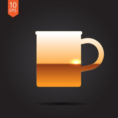 cup for tea or coffee