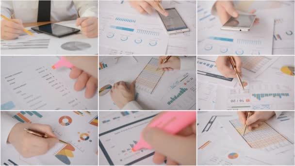Wirtschaftsprüfer prüft Finanzergebnisse