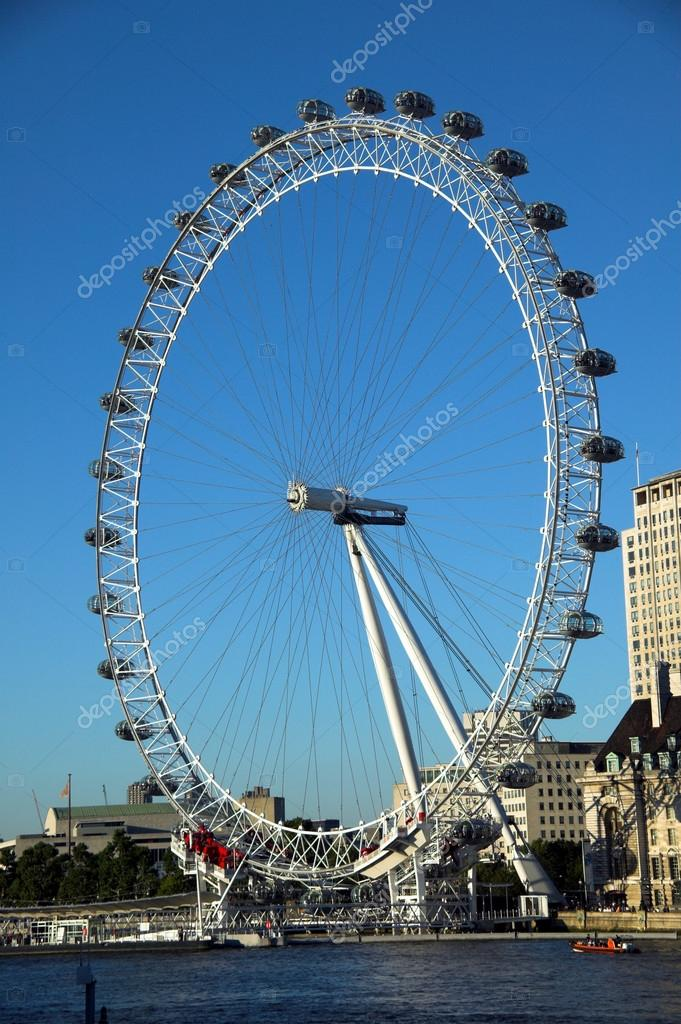 london eye england redaktionelles stockfoto lenschanger 107984948. Black Bedroom Furniture Sets. Home Design Ideas