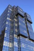 Modern office skyscraper