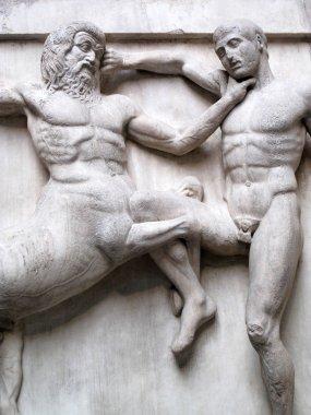 Centaur & Lapith, Elgin Marbles