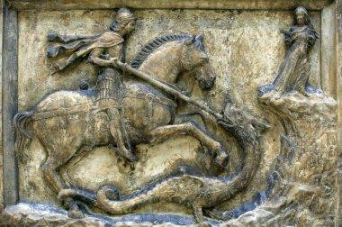 St George & The Dragon