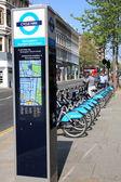 Vermietung London Zyklus Boris Bikes