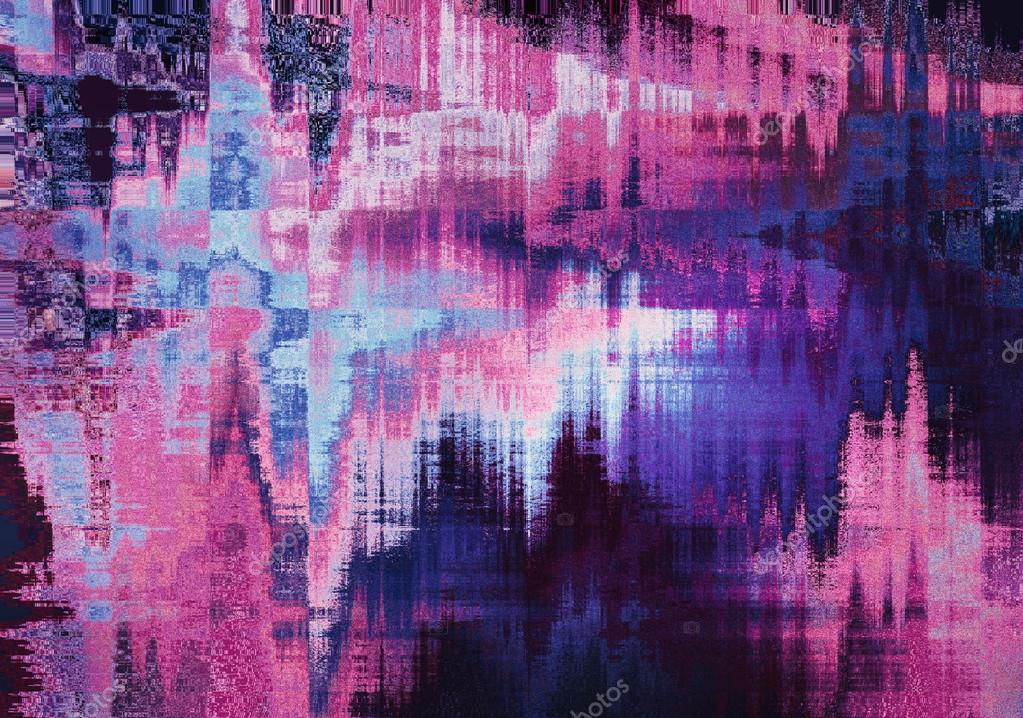 Textura De Fondo Abstracto Borrosa Violeta Con Rayas