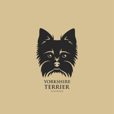 Yorkshire terrier symbol