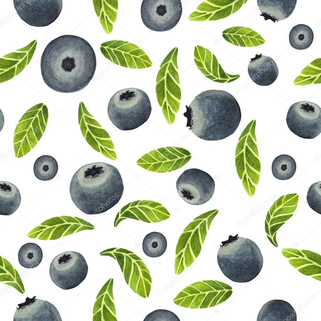 blueberry-pattern