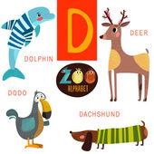 Aranyos állatkerti ábécé