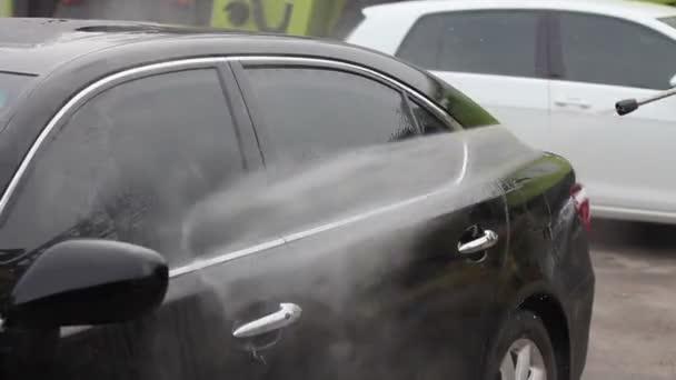 mytí aut 04