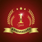 1 rok výročí těsnění
