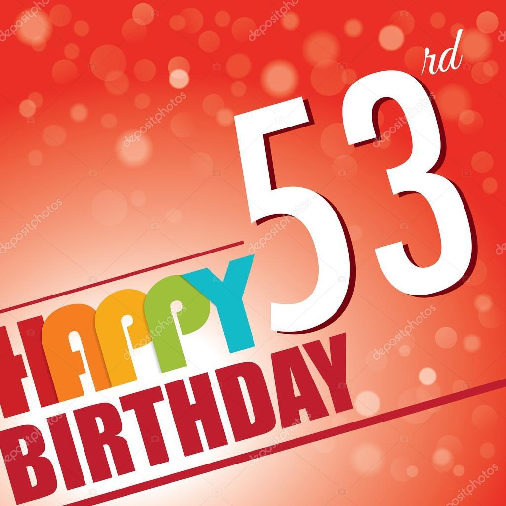 53 Jaar