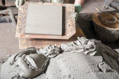 Cotto brick artisan